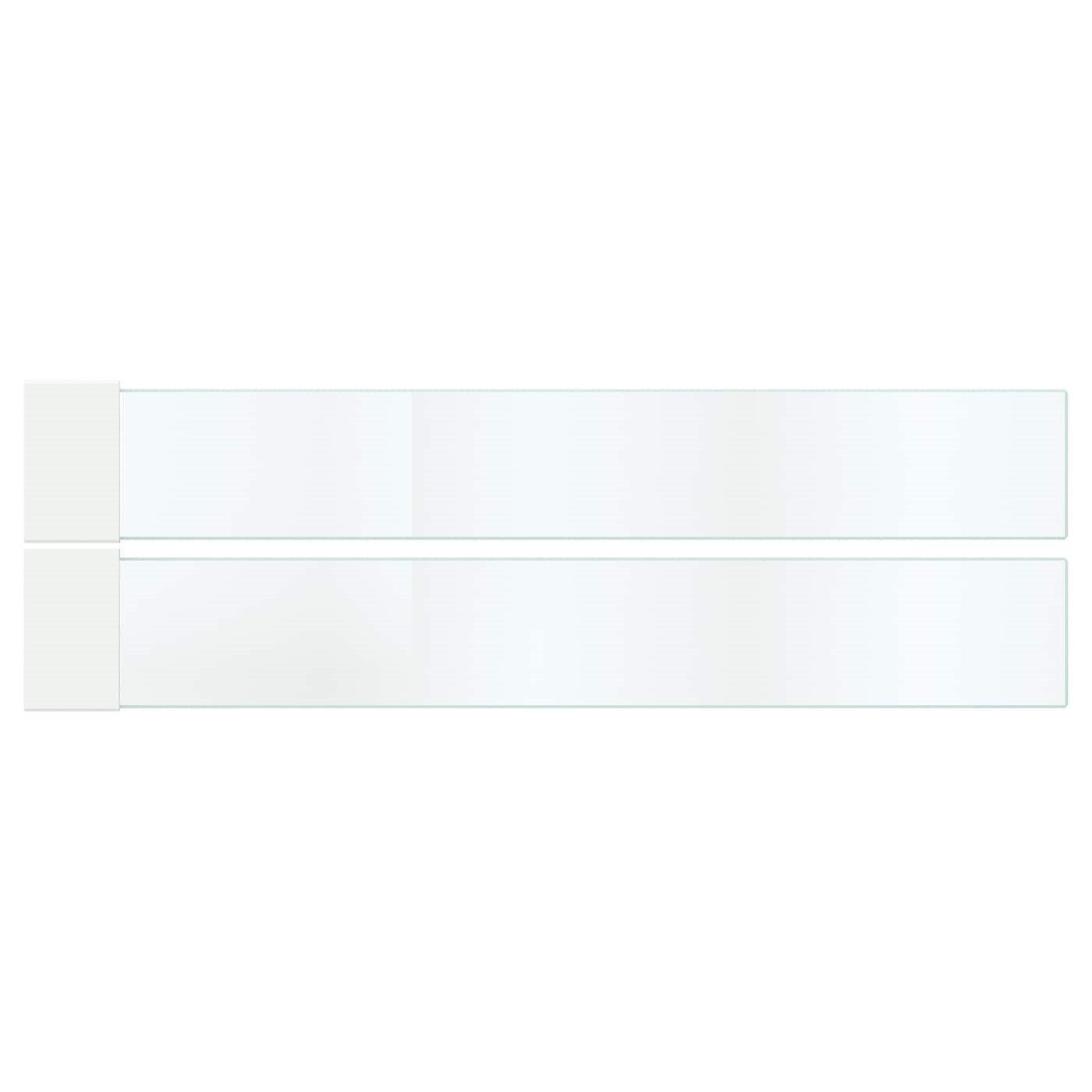 IKEA MAXIMERA МАКСИМЕРА Дополнит боковина д/ящика, средняя, стекло, 37 см 70238862