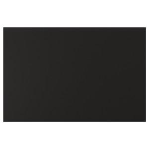 КУНГСБАККА Фронтальная панель ящика, антрацит, 60x40 см