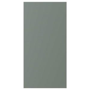 BODARP дверь серо-зеленый 40 x 80 см