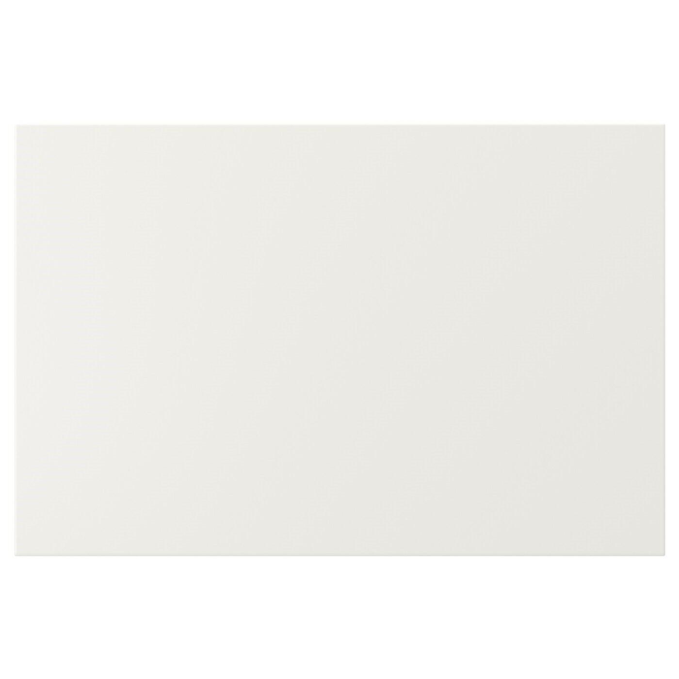 IKEA ВЕДДИНГЕ Фронтальная панель ящика, белый, 60x40 см 302.054.39
