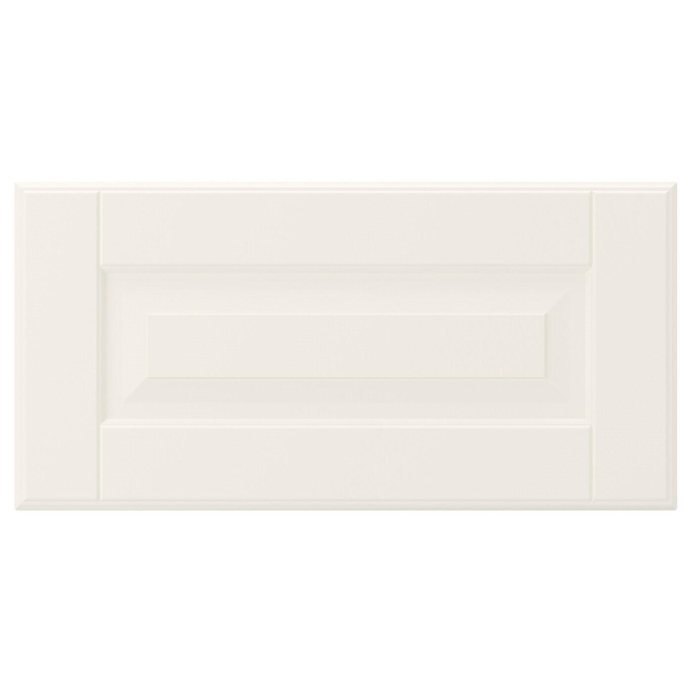 IKEA BODBYN фронтальная панель ящика белый с оттенком 39.7x19.7 см 302.054.96