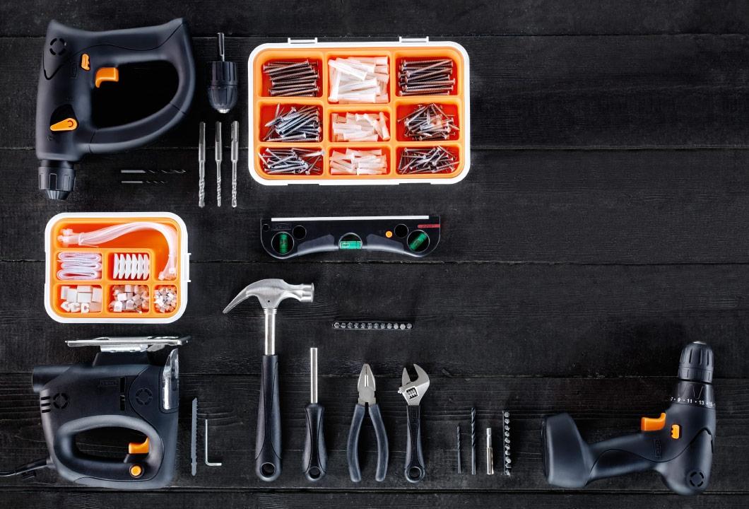 инструменты IKEA