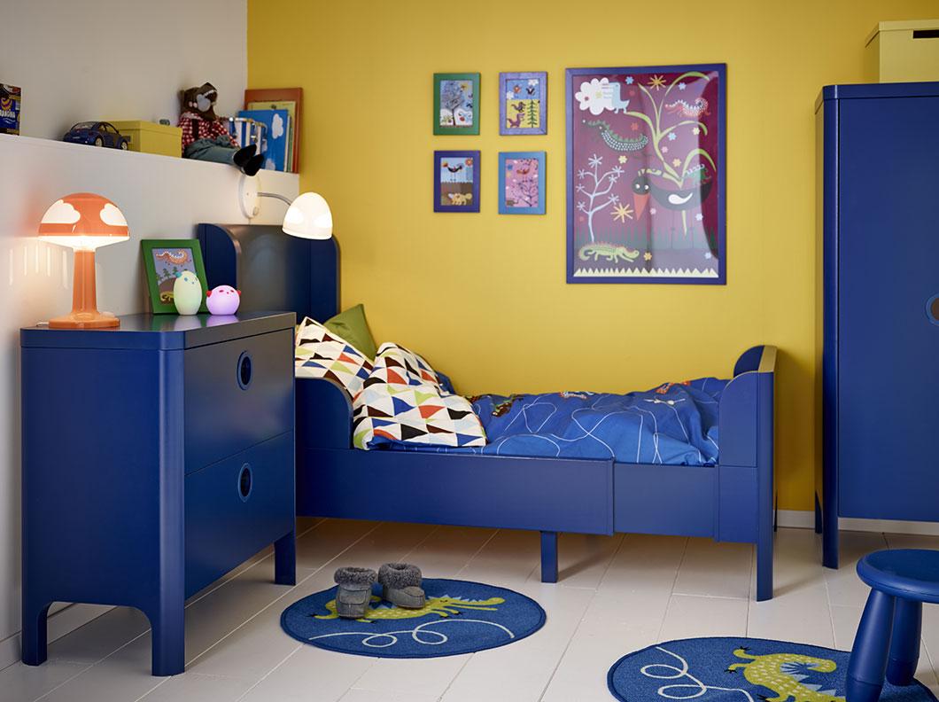 Интерьер детской IKEA - ожившая сказка